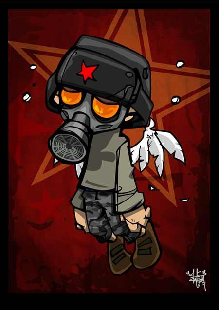 gasmask version 2006 by antz81