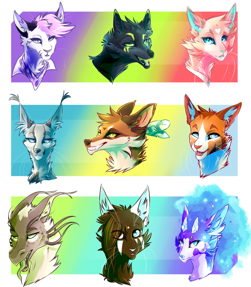 inspirations of my style and motivation by ever cw on deviantart