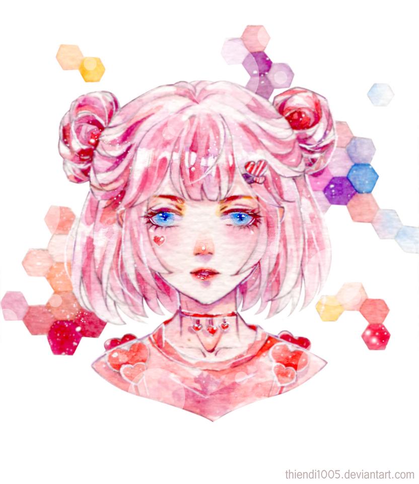 Pinky by ThienDi1005