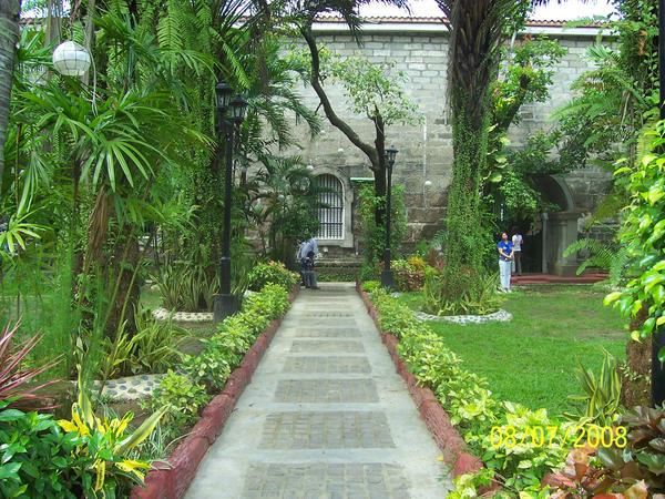 Barasoain Church Garden by cousinoftrixzro27 on DeviantArt