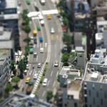 Tokyo Toys Tilt Shift