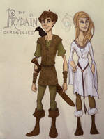 Heroes of Prydain by BlueMormon
