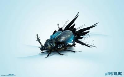 Burn Beetle by Nautilus-D