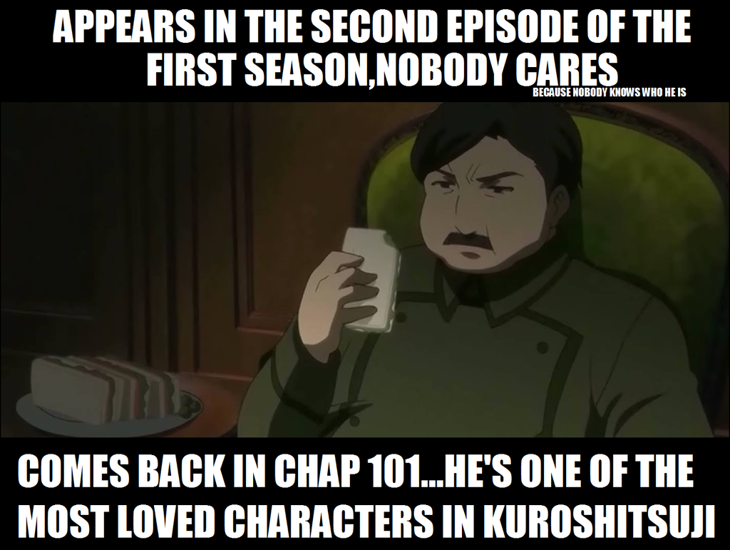 [SPOILER] Kuroshitsuji - Chapter 101 by P-ChanAndP-Kun
