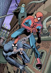 Spidey, Venom and Doc