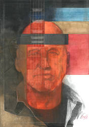 Mark Knopfler by Soposoposopo