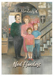 The Adventures of Ned Flanders by Soposoposopo
