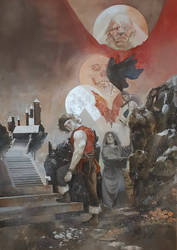 Castlevania - Dracula's Curse by Soposoposopo