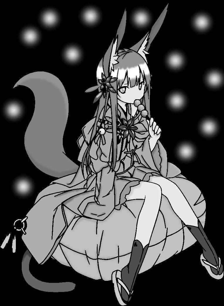Lisek by DemonFoxShiro