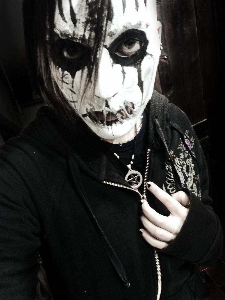 Like Clown Tattoo The Earth SLIPKNOT Figure Mask By S7Figures