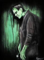 Frankenstein. by Frankienstein