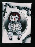 7. haunted object by Frankienstein