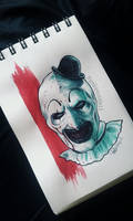 Art the clown