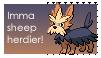 -Herdier Stamp-