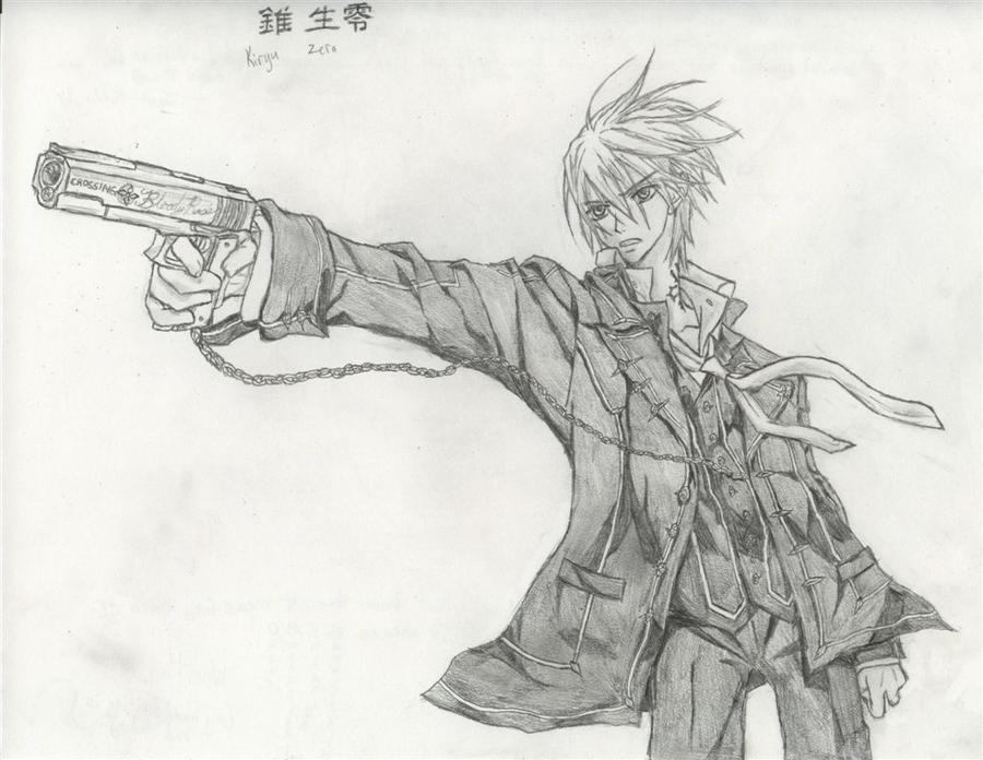 Kiryu Zero by MidoriPaintbrush