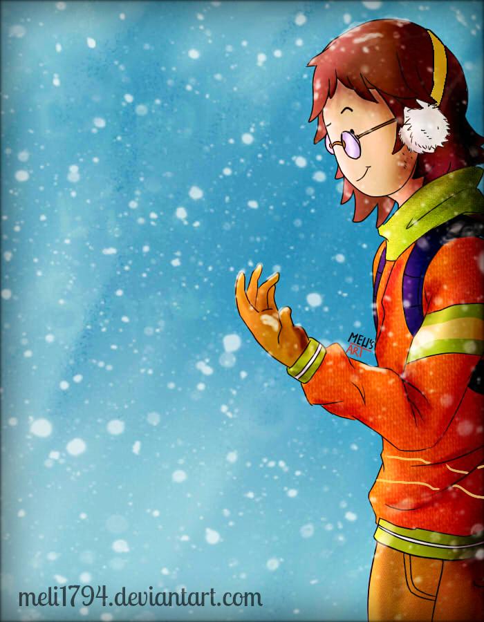 Snow by Meli1794