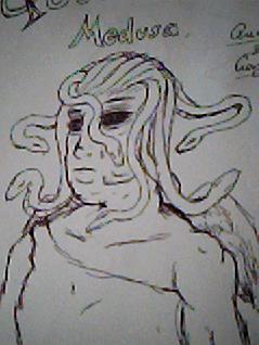 Queen Medusa