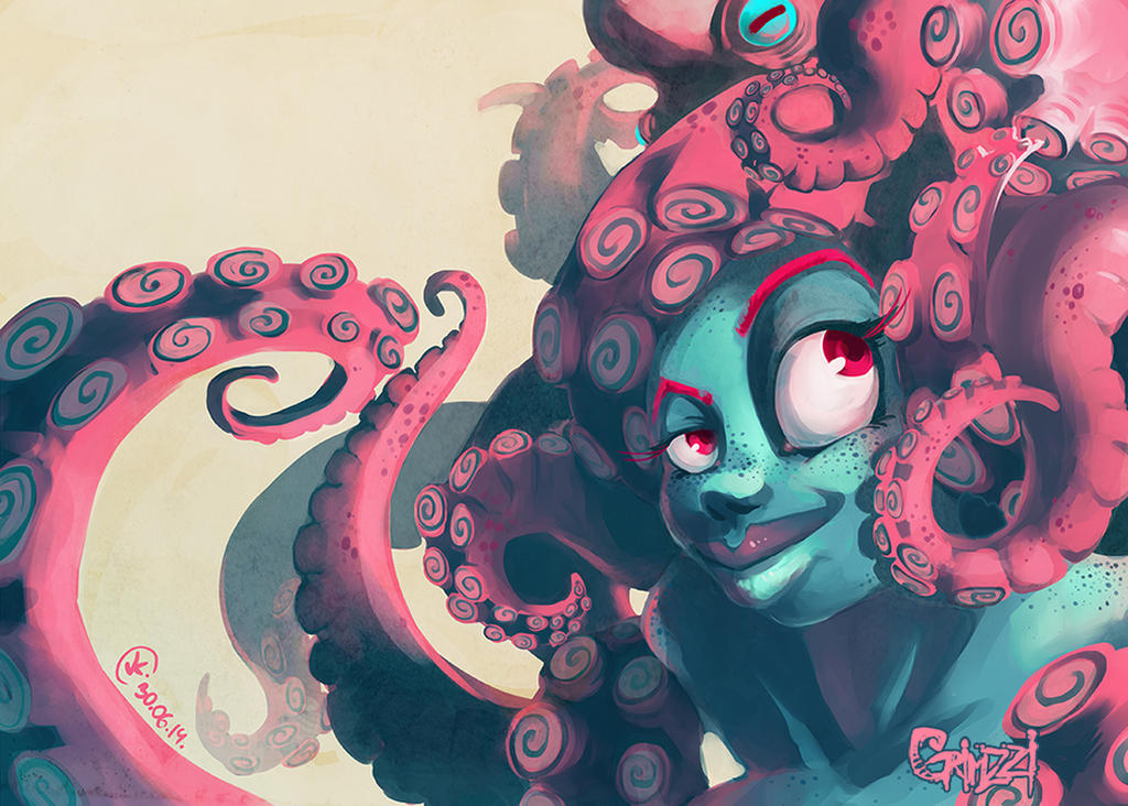 Sugar collection: OctoHairstyle