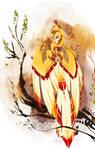 Ancient harpy