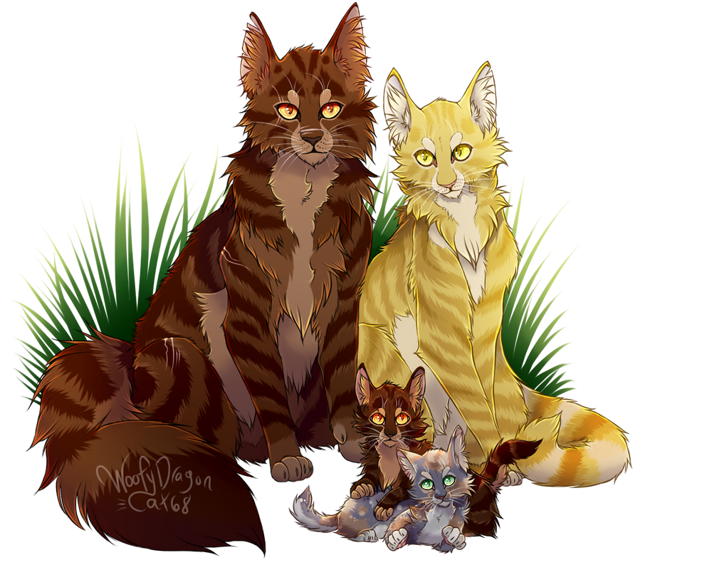 Goldenflower Warrior Cats