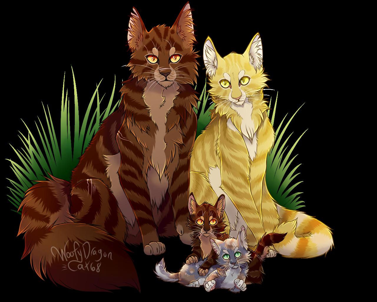 Výsledek obrázku pro warriors cats golden flower
