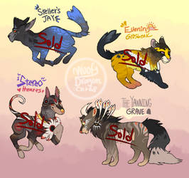 Mixed Adopts #1 auction CLOSED