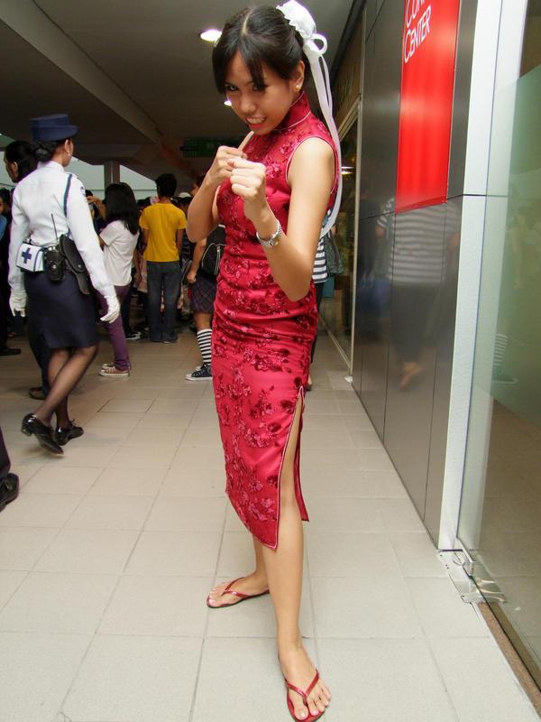 Chun-Liz at Christmas Toycon by angstfool11