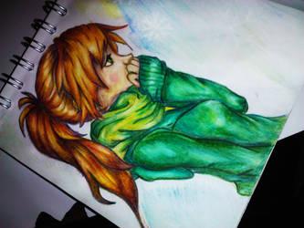 ginger girl ^_^ by meliwawa
