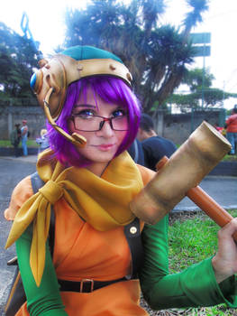 Lucca from Chrono Trigger