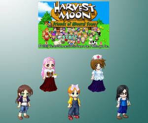 Harvest Moon and Inuyasha favourites by pinkprincess90 on