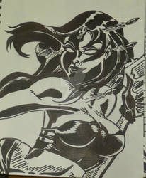 Oct 28 - Mystique X-Men