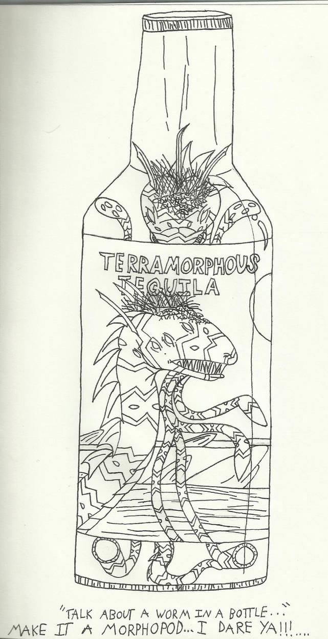 Terramorphous Tequila by RavendeDrieu on DeviantArt