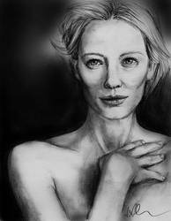 Cate Blanchett by HippieInHell
