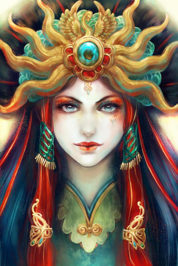 Empress by vtas