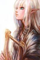 Zelda: Hope by vtas