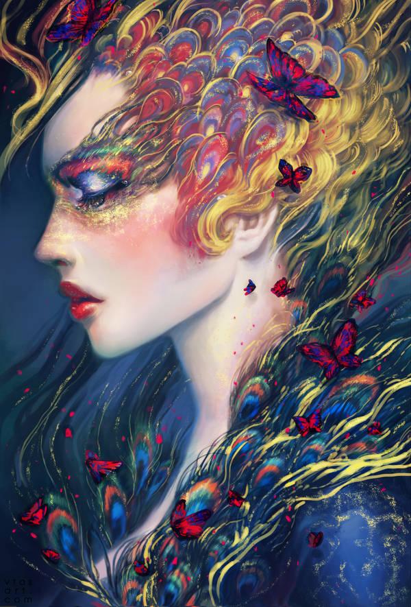 Kingdom Carousel: Queen by vtas