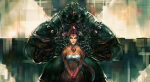 Zelda: Seize the Dark by vtas
