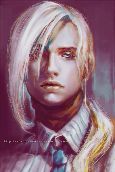 Portrait by vtas