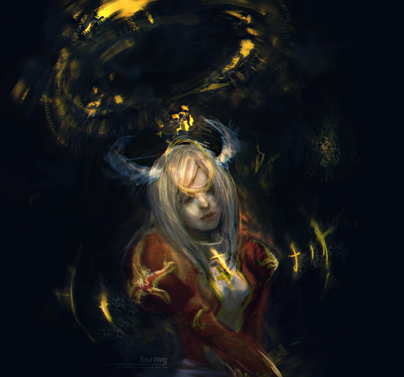 Ragnarok - Soul Wing by vtas