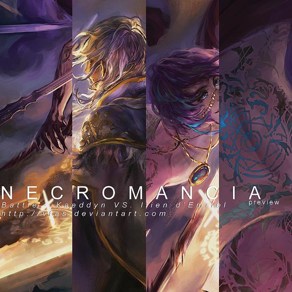 Necromancia: VERSUS preview by vtas