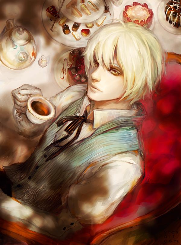 Afternoon Tea by vtas