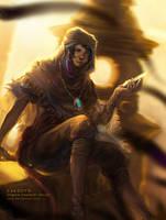 AoH S5: Kaeddyn - Journey by vtas
