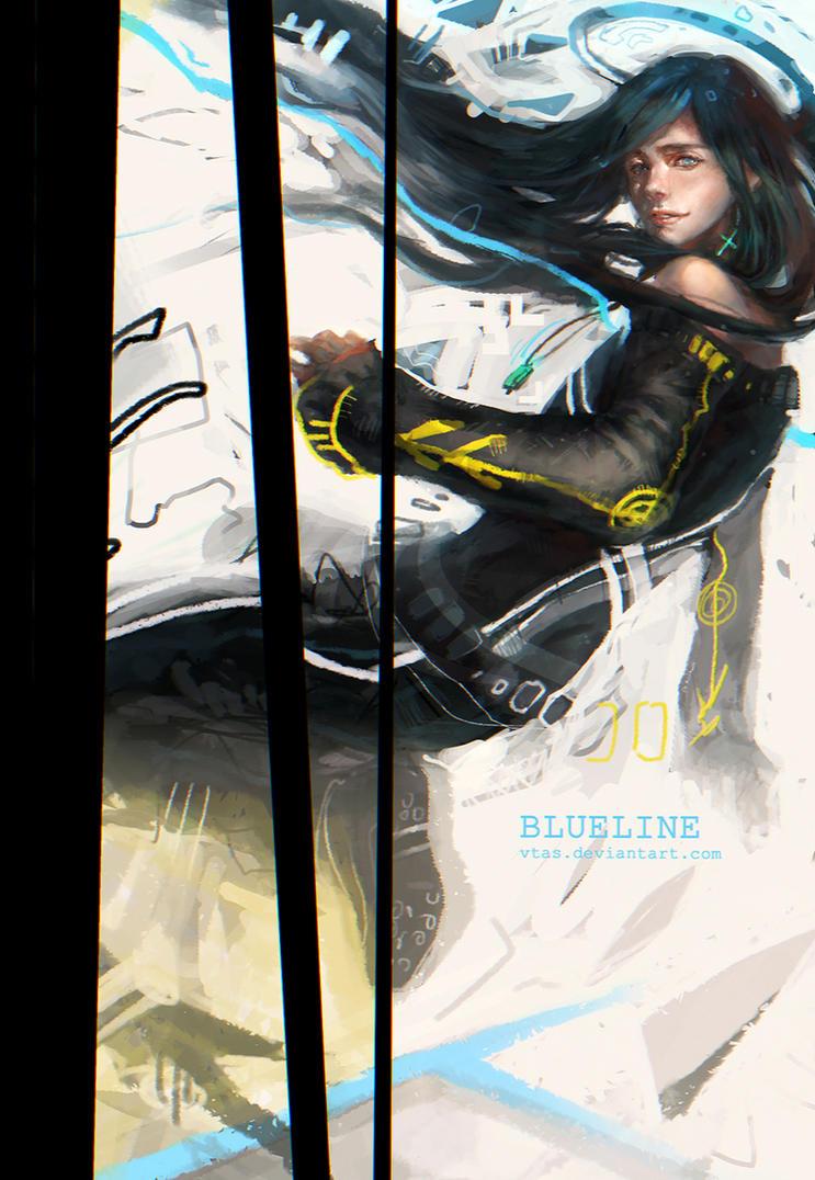 Blueline by vtas
