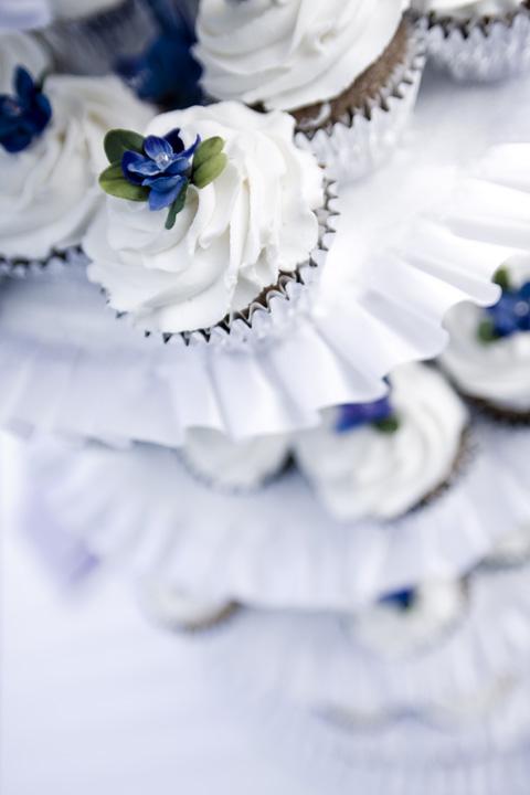 Single Serving Wedding Cake by packgrad2k1