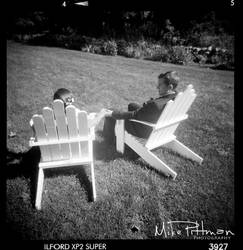 Matt and Lisa - Adirondack by packgrad2k1