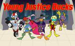 Darkwing Duck: Young Justice Ducks REDESIGN 2012