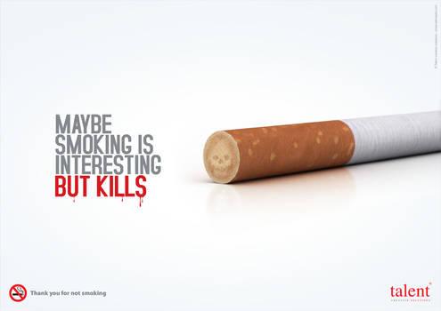may be Smoking is interesting
