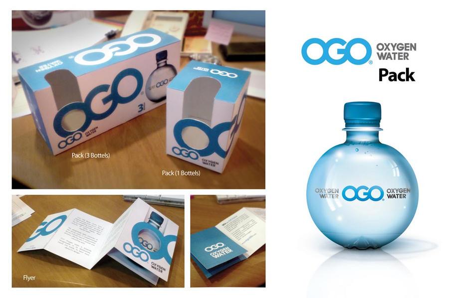 OGO water pack