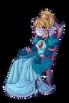 [Commission] Princess Samus kidnapped