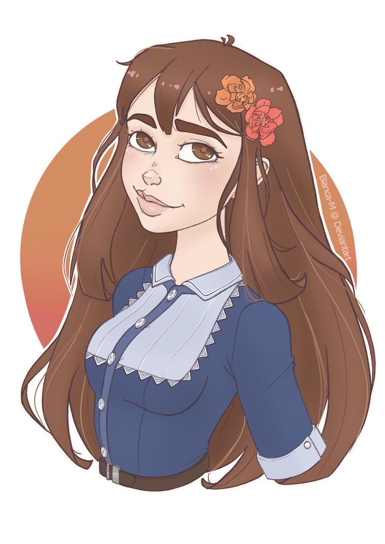 kasumi :) by Bianca-M